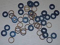 Сальник клапана двигателя 1Д12, 1Д6, 3Д6, Д12,  В46-2, В-46-4, В-55.(506-100)
