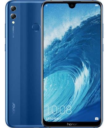 "Смартфон Honor 8X Max 4/64GB blue, 16+2/8Мп, 7.12""LTPS, 2 sim, 4G, 5000мАһ, Snapdragon 636, 8 ядер"