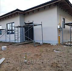 Рамные строительные леса комплектация 2 х 3 (м)
