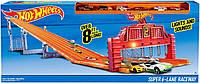 Игровой набор Хот Вилс Соревнование 6-ти полос Hot Wheels Super 6-lane Raceway V1983