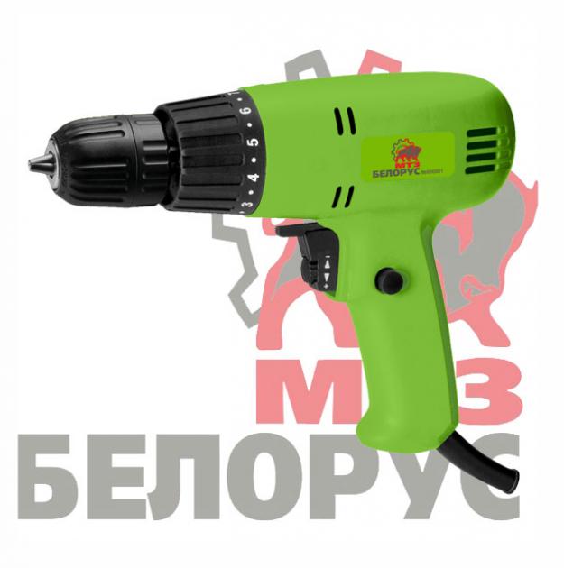 Сетевой шуруповерт Белорус МТЗ ДЭ -1250