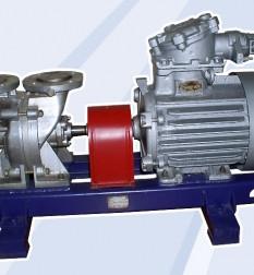 Агрегат насосный АВС-80 (для  бензина, керосина, дизельного топлива, питьевой воды и спирта)