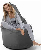 Кресло мешок пуф XXL кресло чехол /Без Наполнителя/ размер 130 см на 80 см оксворд плотная ткань есть опт