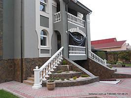 Балясины Кривой Рог | Балюстрада бетонная в Днепропетровской области