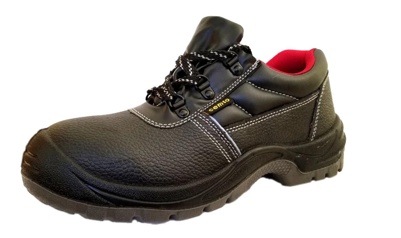 """Туфли рабочие, 38 р., с металлическим носком, полуботинки Сemto """"TERMINAL-M"""" (арт.57138)"""