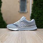 Чоловічі рефлективні кросівки New Balance 997H (сірі) 10359 демісезонна спортивна якісна взуття, фото 6