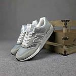 Чоловічі рефлективні кросівки New Balance 997H (сірі) 10359 демісезонна спортивна якісна взуття, фото 7
