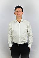 Мужская рубашка цвета Айвори
