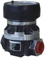 Расходомеры топлива серии OGM-A-25 с механическим дисплеем (стальные шестерни)