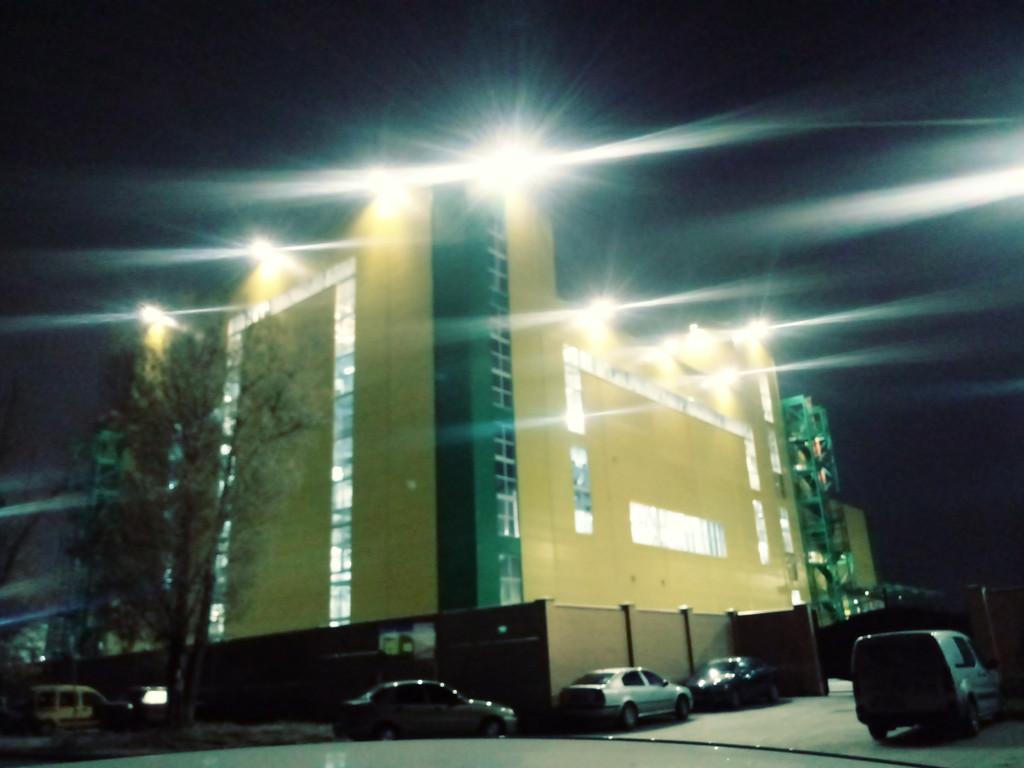 Система криготанення, завод Інтеркорн, грудень 2020 р.