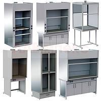 Шкафы вытяжные лабораторные (7 моделей), Украина, фото 1