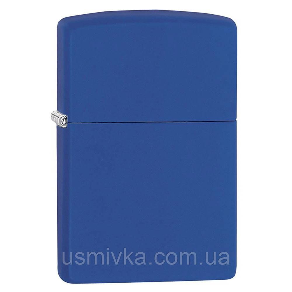 Зажигалка Zippo 229 Classic Royal Blue Matte