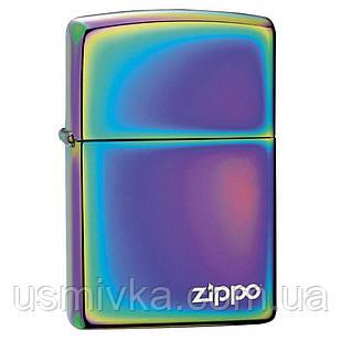 Зажигалка Zippo 151ZL  Zippo logo Spectrum™ спектр