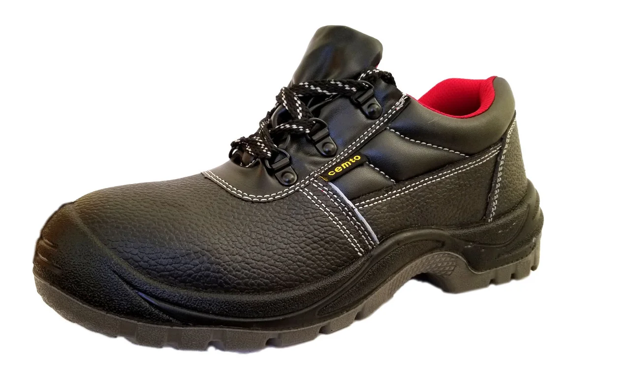 """Туфли рабочие, 44 р., с металлическим носком, полуботинки Сemto """"TERMINAL-M"""" (арт.57144)"""