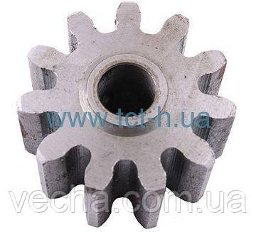 Шестерня на бетономешалку 11 зубов Днипро-М, Бригадир