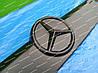Зимняя защита радиатора,утеплитель на Mercedes-Benz Sprinter 01- (Мерседес-Бенц Спринтер)