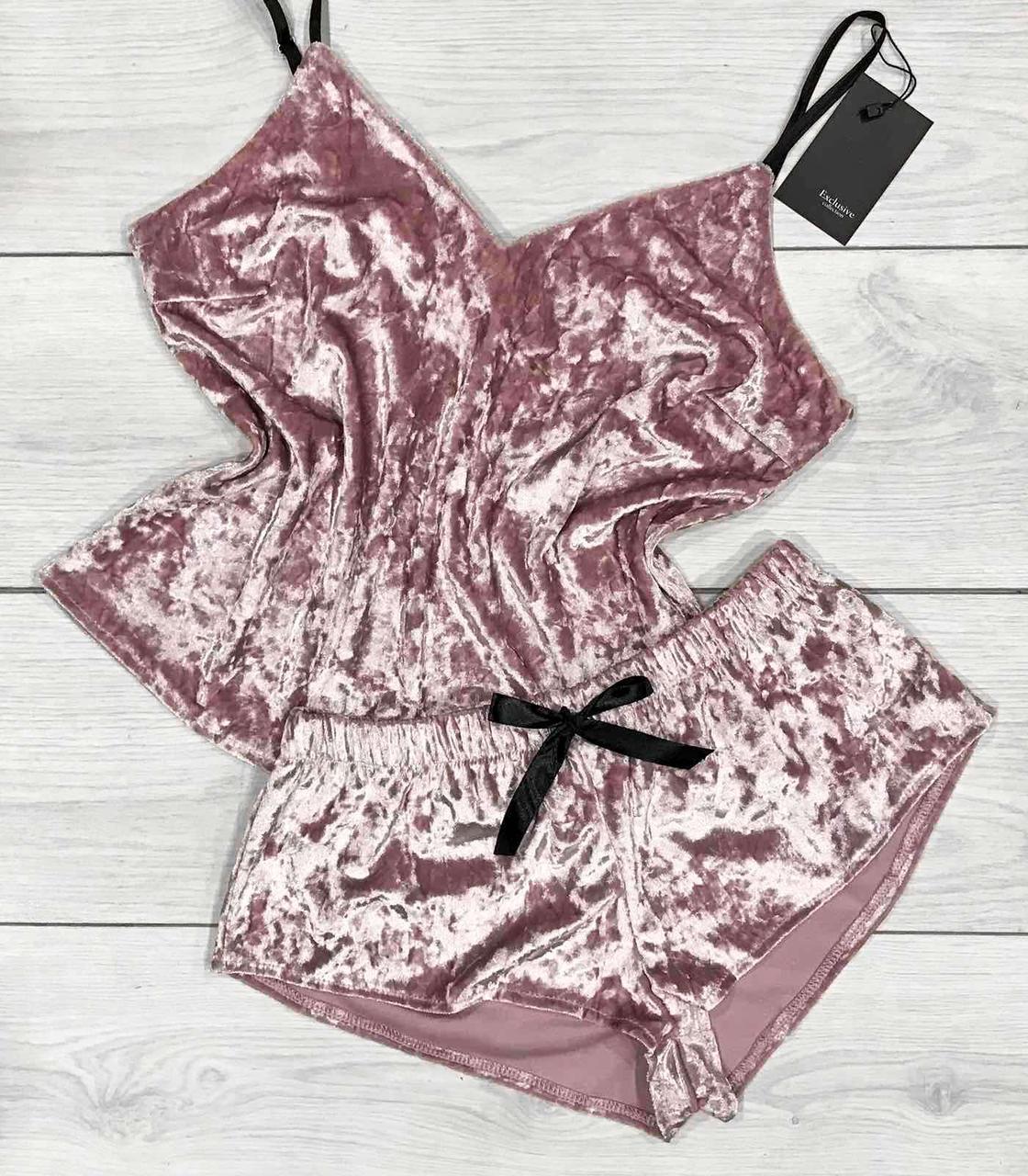 Одяг для сну та відпочинку Пудровая піжама