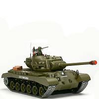 Радиоуправляемый танк Heng Long Snow Leopard с дымом, фото 1