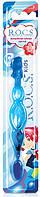 Зубная щетка R.O.C.S. Kids для детей от 3 до 7 лет (Мягкая) Синяя
