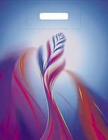 """Пакет ламинированный врезная ручка """"Колосок"""" 30х40 (50шт./уп., 500шт./меш.)"""