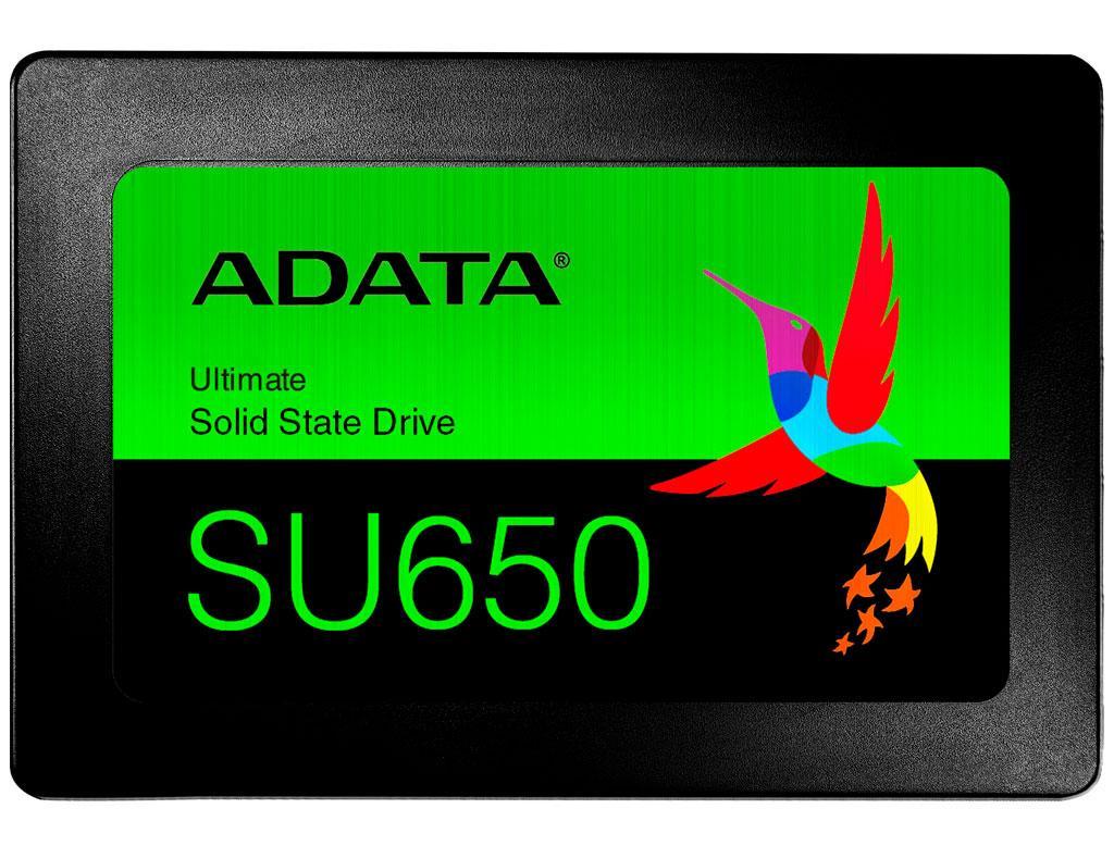 "Накопичувач SSD 2.5"" 240GB ADATA Ultimate SU630 2.5"" SATA III 3D QLC (ASU630SS-240GQ-R)"