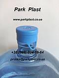 Пробка для бутыли голубая, фото 4