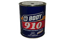 Мастика BODY 910 серая, 5 кг.