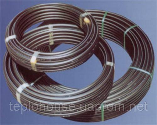 Водопроводные полиэтиленовые трубы ПЭ-80 и ПЭ-100