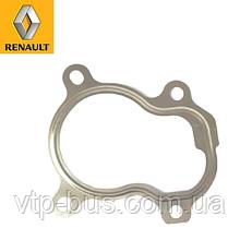 Прокладка турбина-катализатор на Renault Trafic / Opel Vivaro 1.9dCi (2001-2006) Renault (оригинал) 8200200999