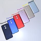 3D Чехол бампер 360° Xiaomi Redmi 6a противоударный + СТЕКЛО В ПОДАРОК. Чохол сяоми редми 6а ЦВЕТ ЗОЛОТО, фото 3