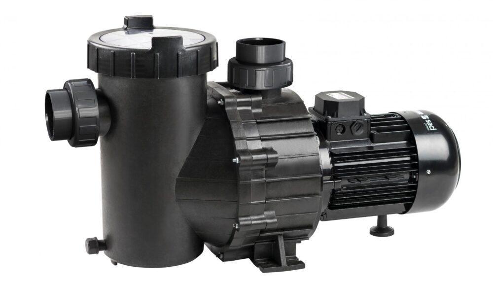 Насос Saci SUPRA 550, 400B, 72m3/h, 4 кВт., 90мм