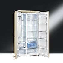 Холодильник Side by Side Smeg SBS8004PO, фото 2