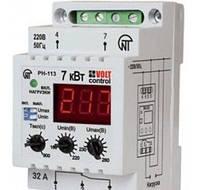Реле напряжения РН-113 Volt Control (32А)
