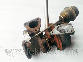 Турбина Mercedes Benz A170 W168 1.7CDI (1997-2004) 53031015061 A668096 AL0008
