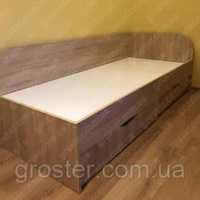 Детская/подростковая кровать Соня-2 с ящиками для белья