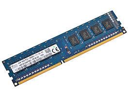 DDR3 4 Gb 1600MHz (PC-12800), Hynix