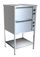 Шкаф жарочный  двухсекционный ШЖ-0.2 (доготовочный)
