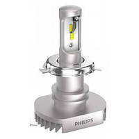 Лампы cветодиодные Philips H4 Ultinon LED +160% 6200K 11342ULWX2 цена за 2 штуки