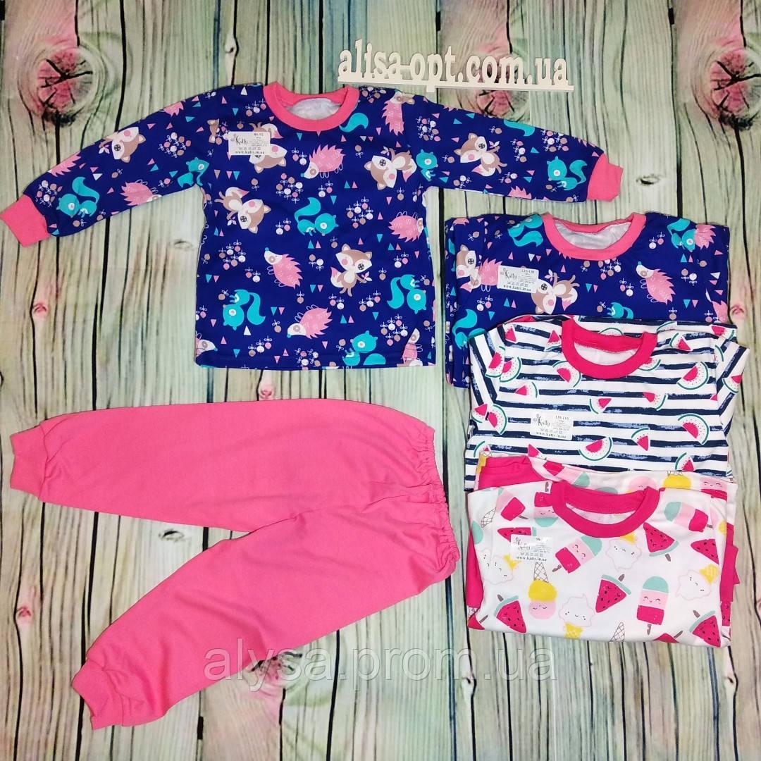 Пижама для девочки Туфли интерлок