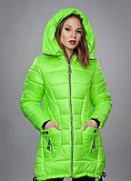 Модная женская зимняя куртка