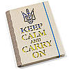 Ежедневник «Keep Calm and Carry on»