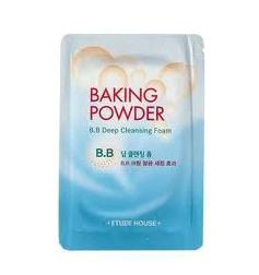 Пенка для снятия бб крема Etude House Baking Powder BB Deep Cleansing Foam