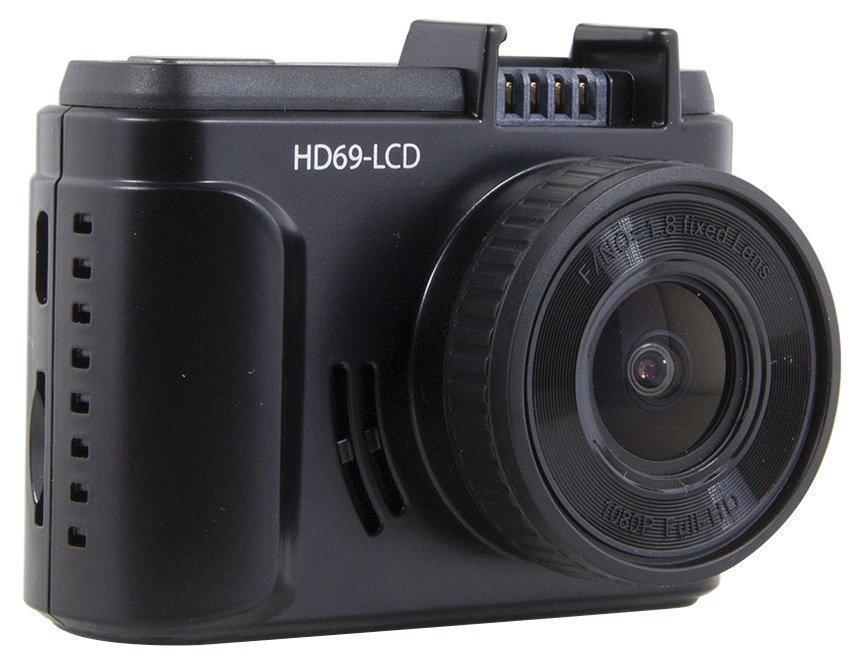 Відеореєстратор Falcon HD69-LCD