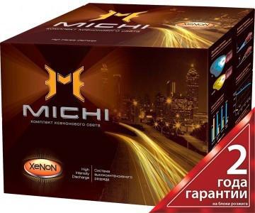 Комплект ксенонового света, MICHI MI H27 (5000K) 35W