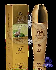 Молочко для обличчя з екстрактом равлики Snail Mucus Smooth Moisturizing Essence Milk 130 мл
