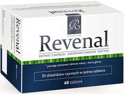 Здоров'я нігтів і волосся Salvum Lab - Revenal (60 таблеток)
