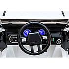Детский электромобиль Cabrio JEEP GRAND-RS4 автомобиль машинка для детей, фото 10