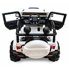Детский электромобиль Cabrio JEEP GRAND-RS4 автомобиль машинка для детей, фото 8