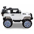 Детский электромобиль Cabrio JEEP GRAND-RS4 автомобиль машинка для детей, фото 3