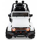 Детский электромобиль Cabrio JEEP GRAND-RS4 автомобиль машинка для детей, фото 4